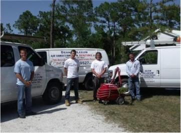 photo of loxahatchee air conditioning men